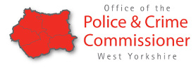West Yorkshire's Police and Crime Commissioner logo